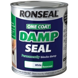 Ronseal-One Coat Damp Seal White