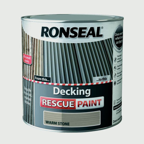 Ronseal-Ultimate Protection Decking Paint 2.5L