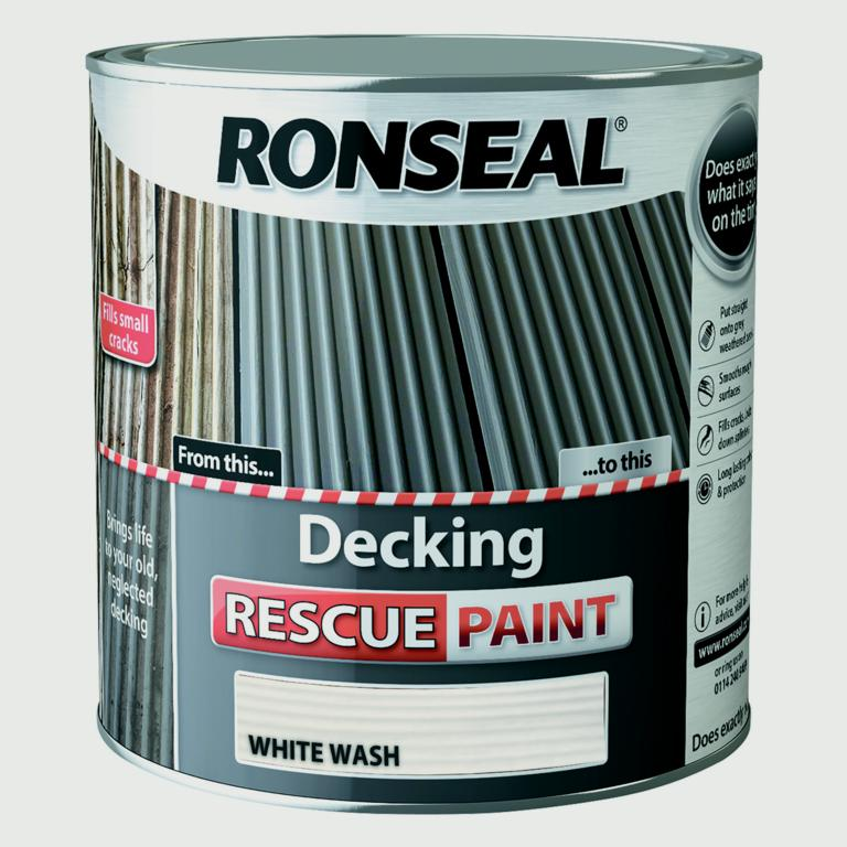 Ronseal-Decking Rescue Paint 2.5L