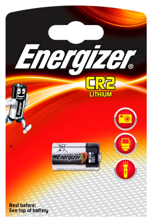 Eveready-Energizer Lithium Photo CR2