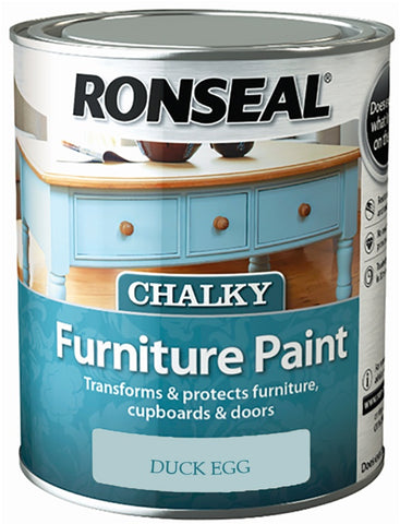 Ronseal-Chalky Furniture Paint 750ml