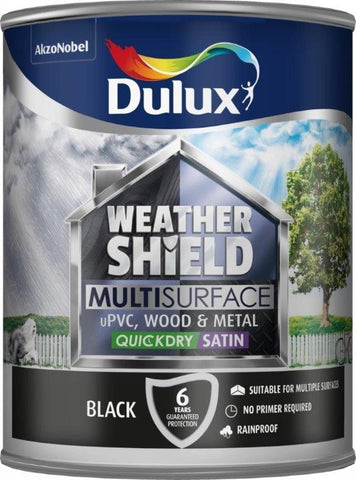 Dulux-Weathershield Multi Surface 750ml