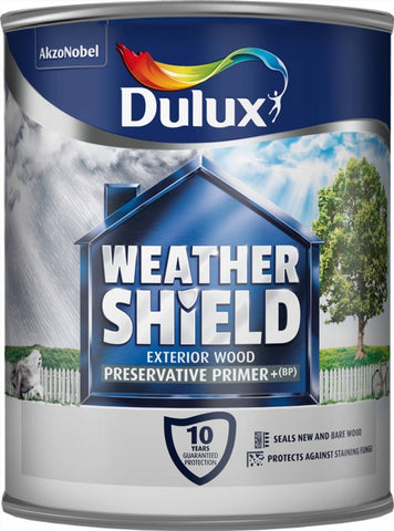 Dulux-Weathershield Preservative Primer Plus