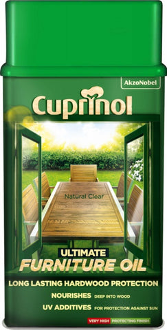 Cuprinol-Ultimate Furniture Oil 1L