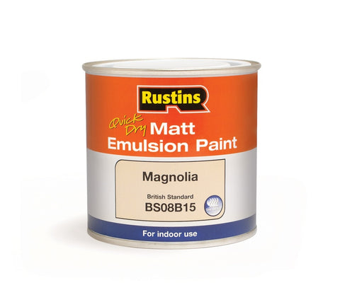 Rustins-Matt Emulsion 250ml