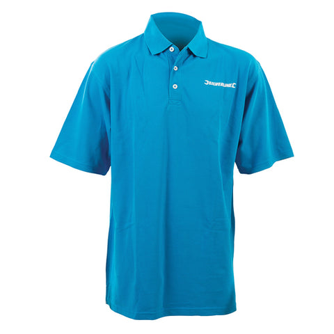 Silverline-Silverline Poly Cotton Polo Shirt