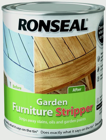 Ronseal-Garden Furniture Stripper 750ml