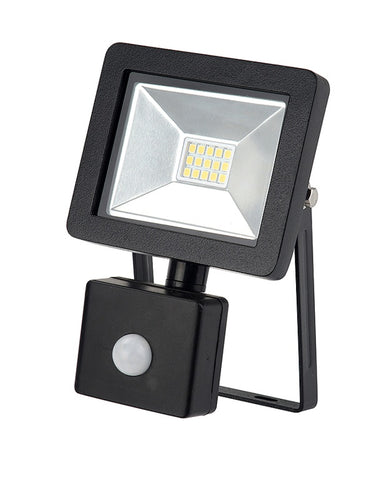 Dencon-LED Slim Floodlight 800L IP44
