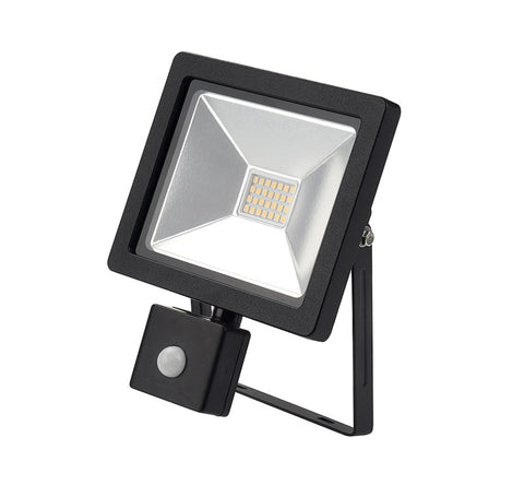 Lyveco-LED Slimline Floodlight With PIR