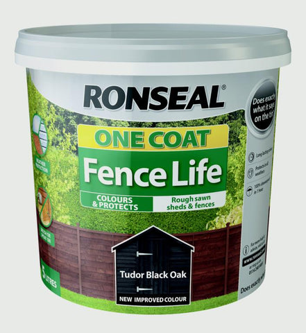 Ronseal-One Coat Fence Life 5L