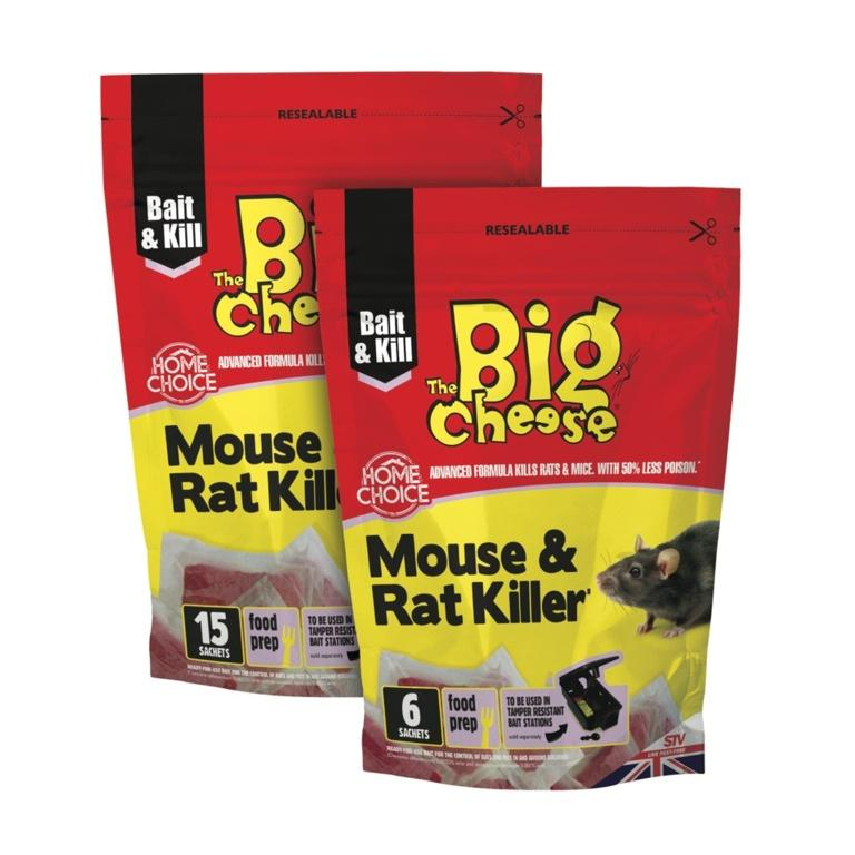 The Big Cheese-Mouse & Rat Killer²