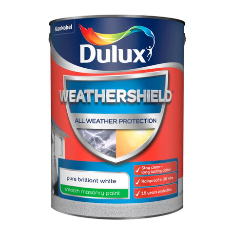 Dulux-Weathershield 5L