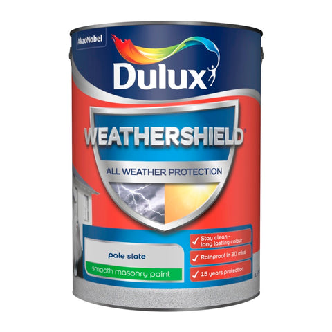 Dulux-Weathershield Smooth 5L
