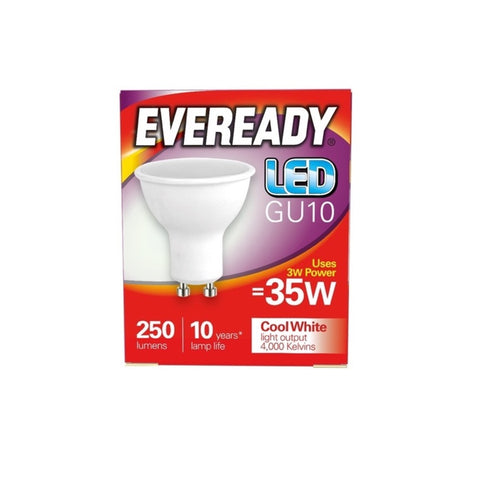 Eveready-LED GU10