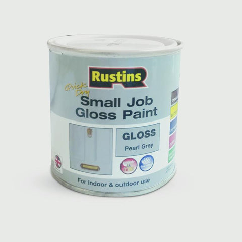 Rustins-Quick Dry Small Job 250ml