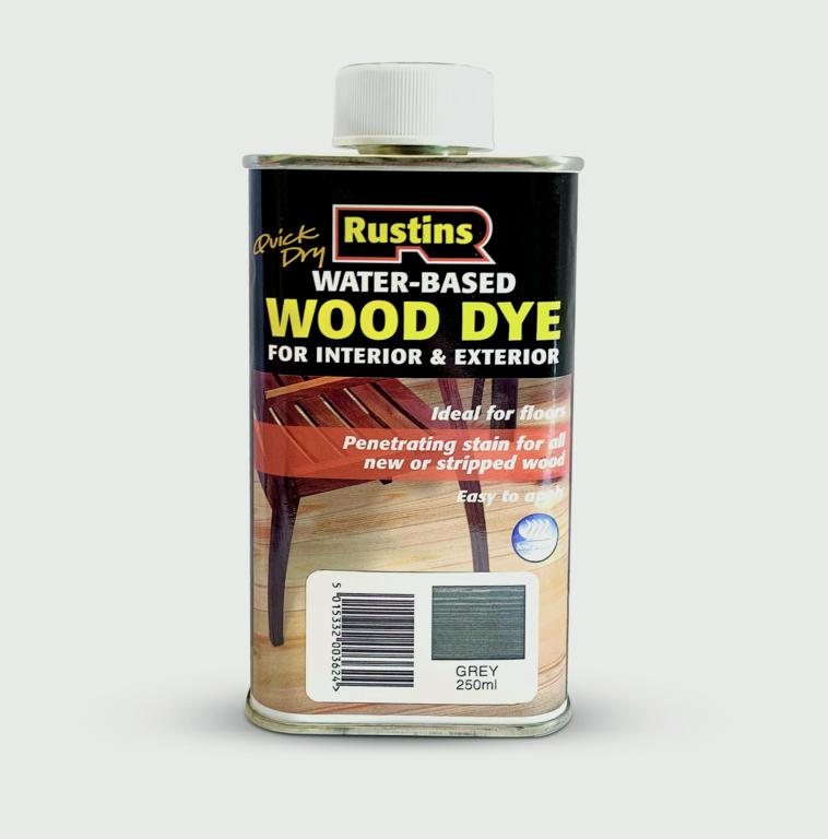 Rustins-Quick Dry Wood Dye 250ml
