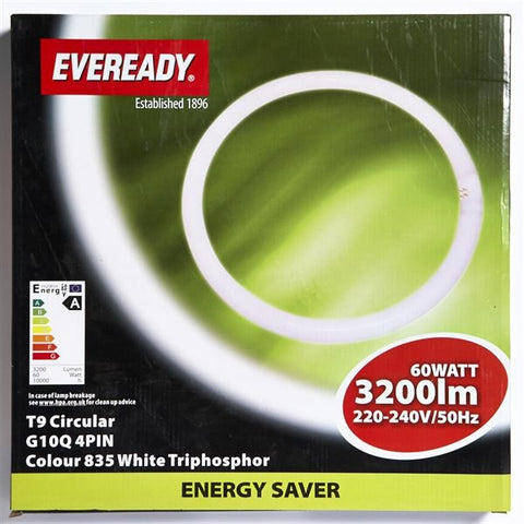 Eveready-Fluorescent Circular Tube T9