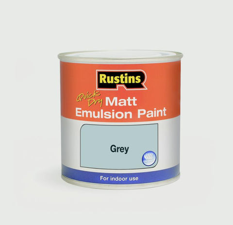 Rustins-Matt Emulsion 500ml