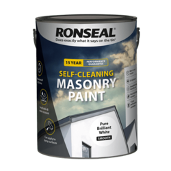 Ronseal-Self Cleaning Smooth Masonry Paint