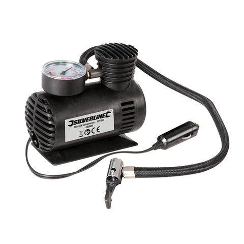 Silverline-Mini Air Compressor