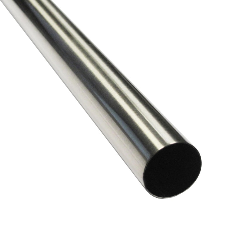 Securit-Brushed Nickel Tube 25mm