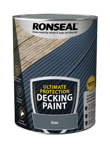 Ronseal-Ultimate Protection Decking Paint 5L