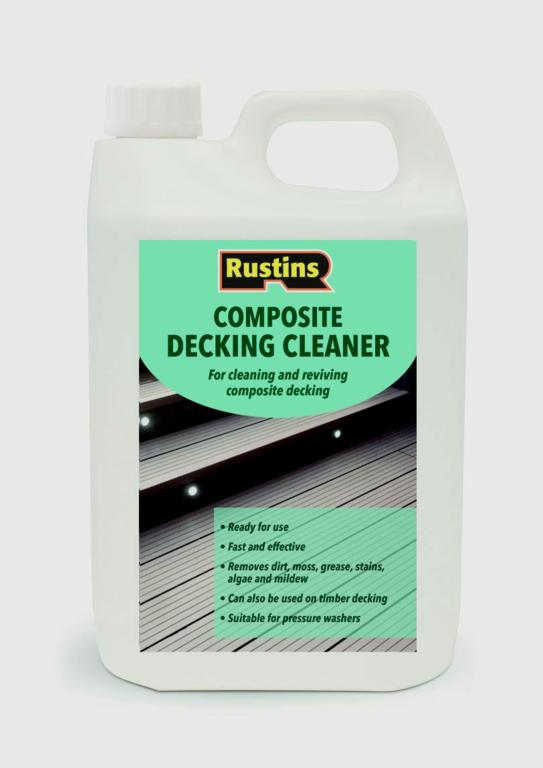 Rustins-Composite Decking Cleaner