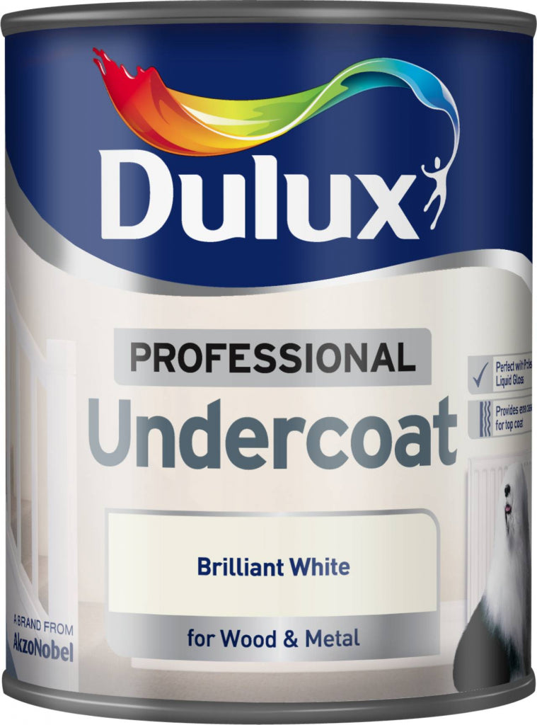 Dulux-Professional Undercoat 750ml
