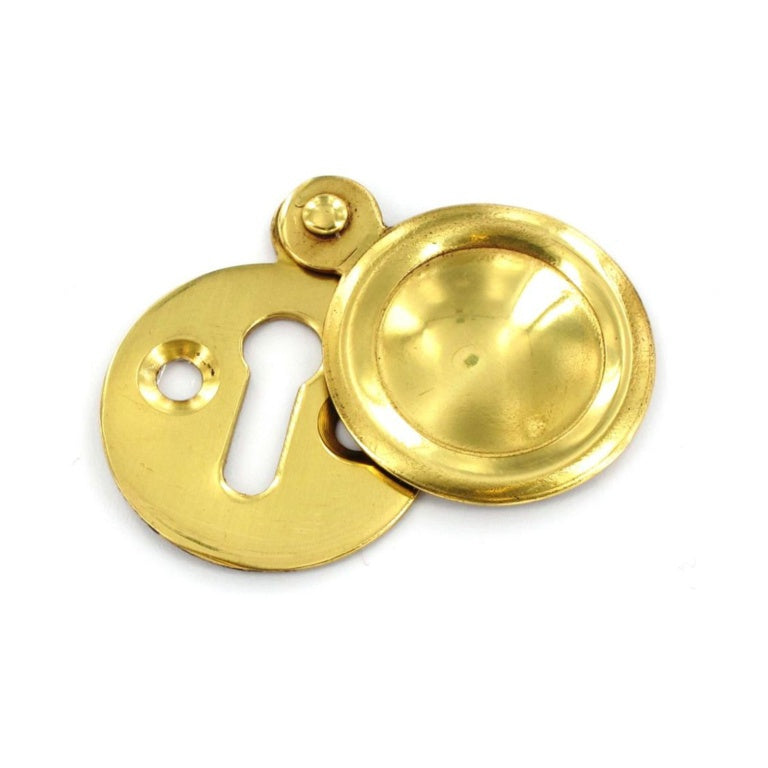 Securit-Victorian Escutcheon Covered