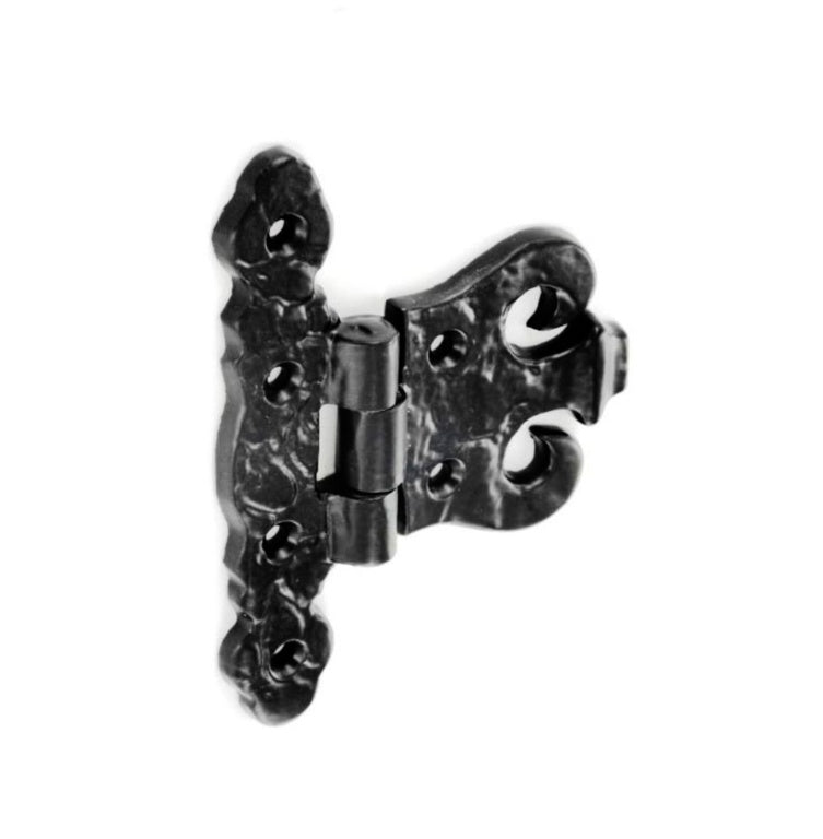 Securit-Antique Hinges Fancy 280g (Pair)