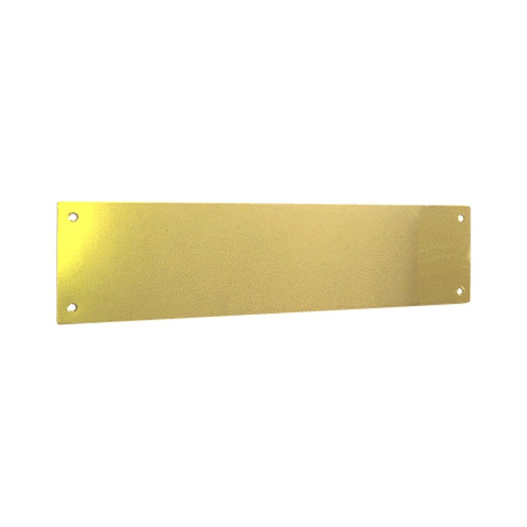Securit-Brass Kicking Plate