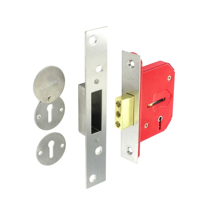 Securit-5 Lever Deadlock