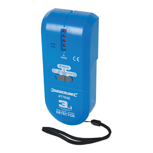 Silverline-3-in-1 Detector Compact