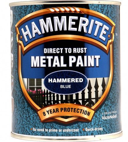 Hammerite-Metal Paint Hammered 750ml