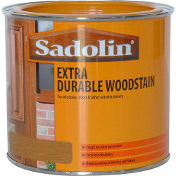Sadolin-Extra Durable Woodstain - Redwood