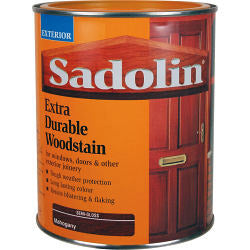 Sadolin-Extra Durable Woodstain - Natural
