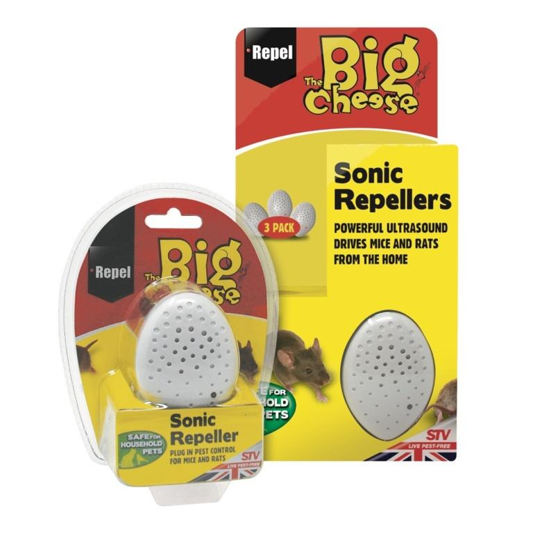 The Big Cheese-Sonic Repellers