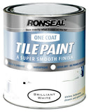 Ronseal-One Coat Tile Paint 750ml