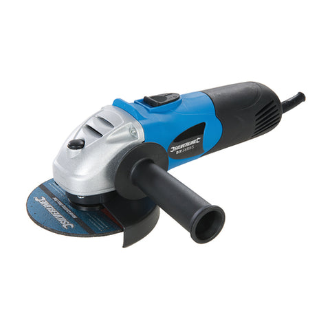 Silverline-DIY 650W Angle Grinder 115mm