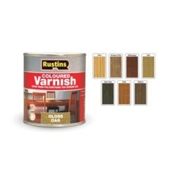 Rustins-Polyurethane Gloss Varnish 500ml