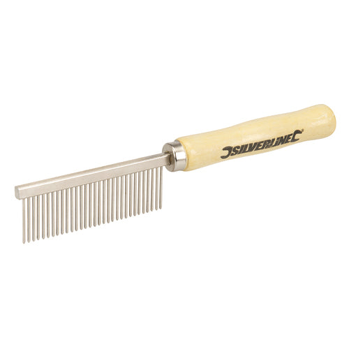 Silverline-Paint Brush Cleaning Comb
