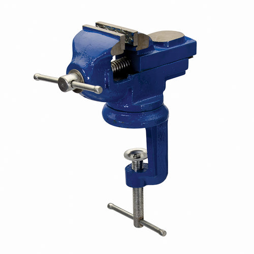 Silverline-Table Vice with Swivel Base