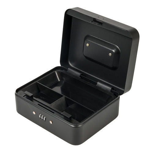Silverline-3-Digit Combination Cash & Valuables Safe Box