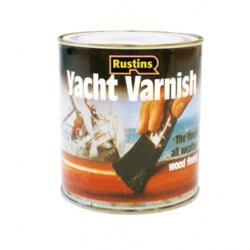 Rustins-Yacht Varnish Satin