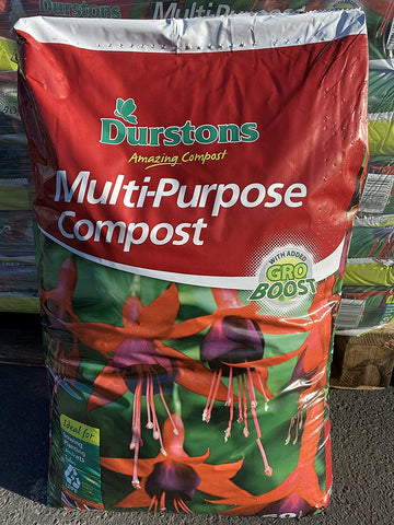 Durstons 60L Multi Purpose Compost, 1 Bag