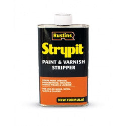 Rustins-Strypit Paint & Varnish Stripper
