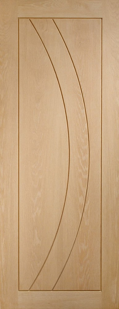 "Salerno Internal Oak Door -1981 x 610 x 35mm (24"")"