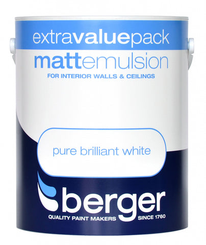 Berger-Matt Emulsion 3L
