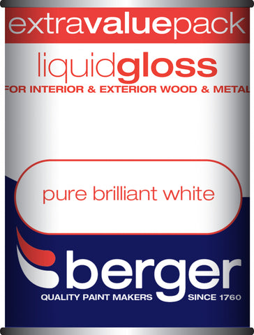 Berger-Liquid Gloss 1.25L