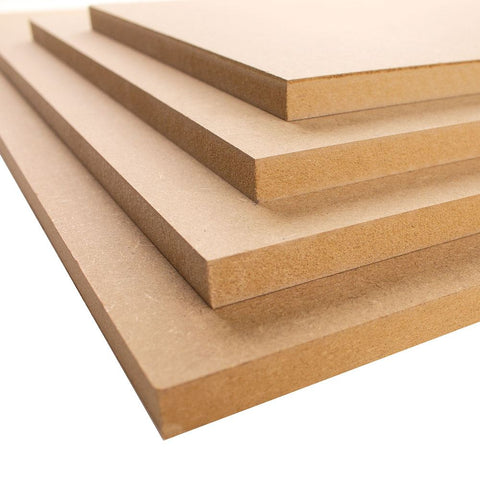 Sidtelfers General Purpose MDF Board - 18mm x 2400mm x 1220mm